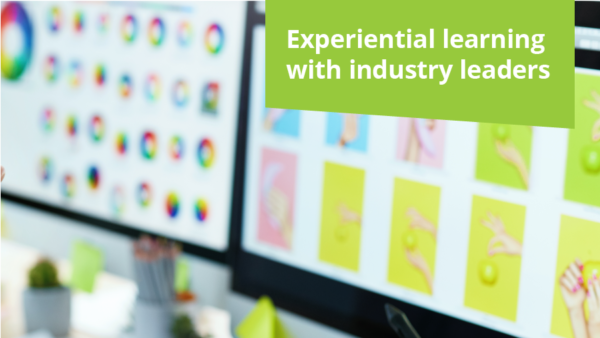 Experiential learning with industry leaders
