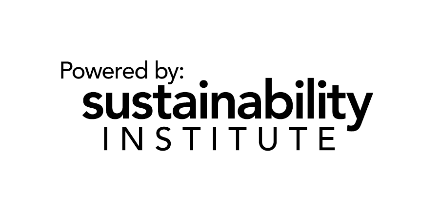 Powered by: Sustainability Institute